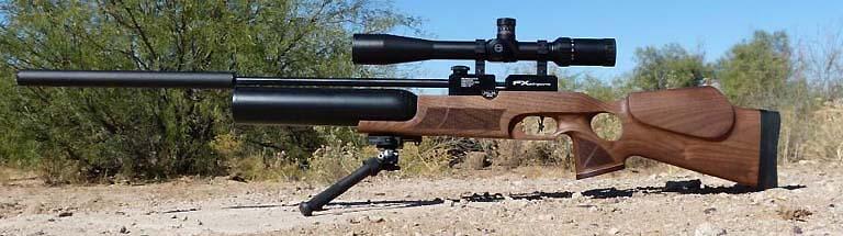 Armas de Aire Comprimido PCP