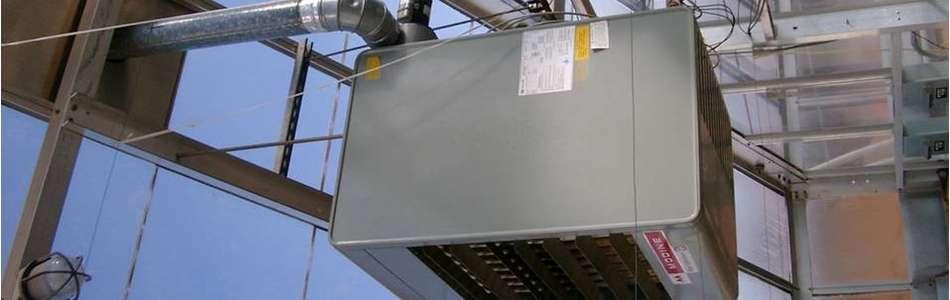 Calefactores Aereos Modine